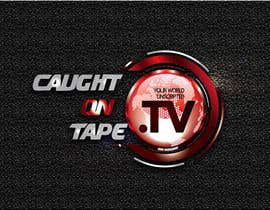 nº 1282 pour Design a Logo for Caught On Tape TV par vinayvijayan