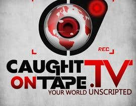 nº 1276 pour Design a Logo for Caught On Tape TV par darkemo6876