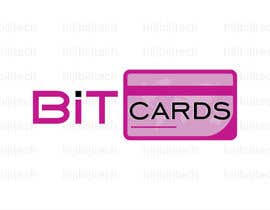 #26 for Design a Logo for http://www.bit-cards.com by hijibijitech