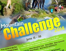 #6 untuk Design a Flyer/Poster for a Mountain Adventure Event oleh davidsarbah