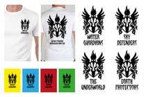 Graphic Design Конкурсная работа №33 для T-shirt Design for University in Singapore
