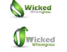 #64 for Design a Logo for Wicked Wheatgrass af streamART