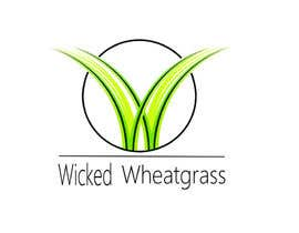 #76 for Design a Logo for Wicked Wheatgrass af rachelroberts
