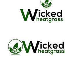 #17 for Design a Logo for Wicked Wheatgrass af bhoyax