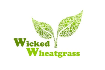 #52 for Design a Logo for Wicked Wheatgrass af akritidas21