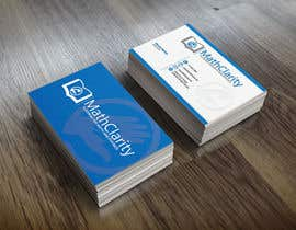 tomamcquillan tarafından Business Card Design for Tutoring Company için no 110