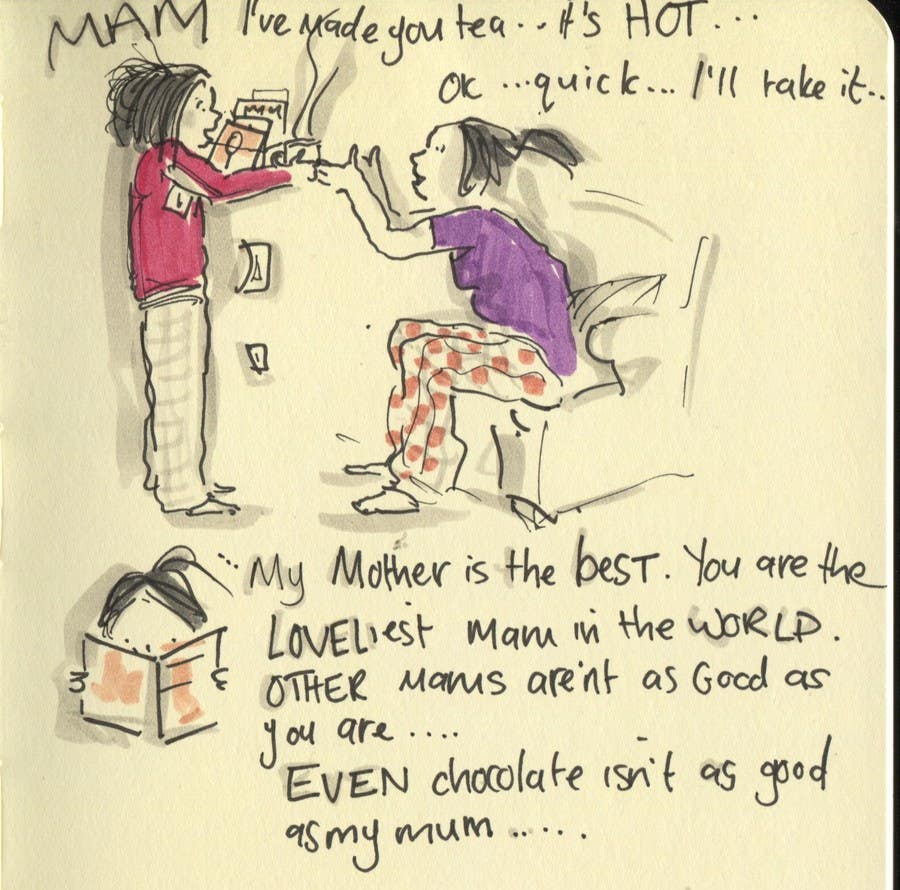 #8 for Mothers Day Promotional idea by dnferris