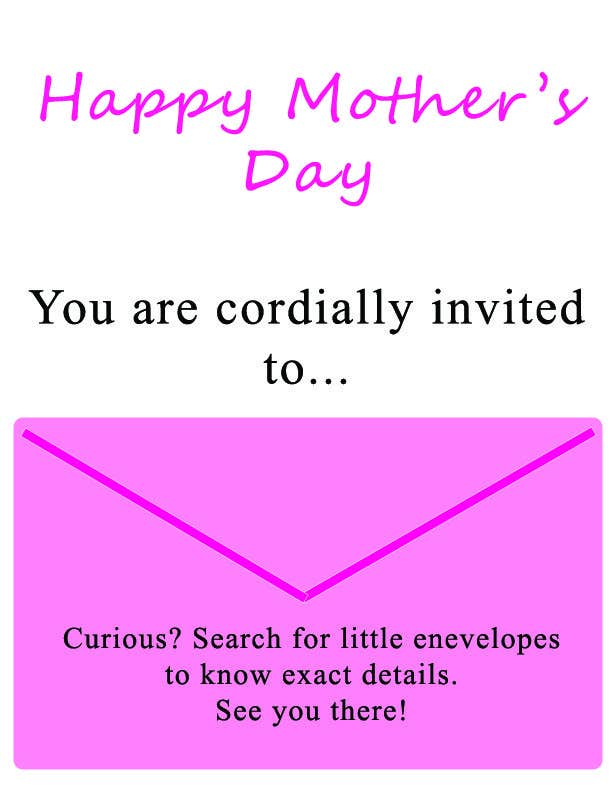 #58 for Mothers Day Promotional idea by AileenGo
