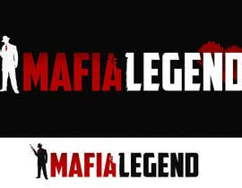 #130 para Logo Design for MafiaLegend por Jevangood