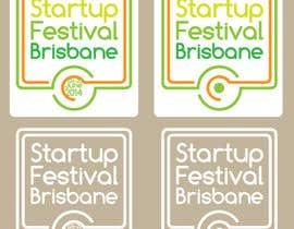 #15 for Design a Logo for Startup Festival Brisbane af zitabanyai