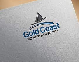 kingbilal tarafından Design a Logo for a Boat Transport company için no 13