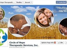 #23 cho Design a Facebook landing page for Circle of Hope Therapeutic Services, Inc. bởi haldaratreyi