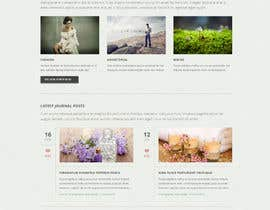 #10 for Front End Design af amisha90