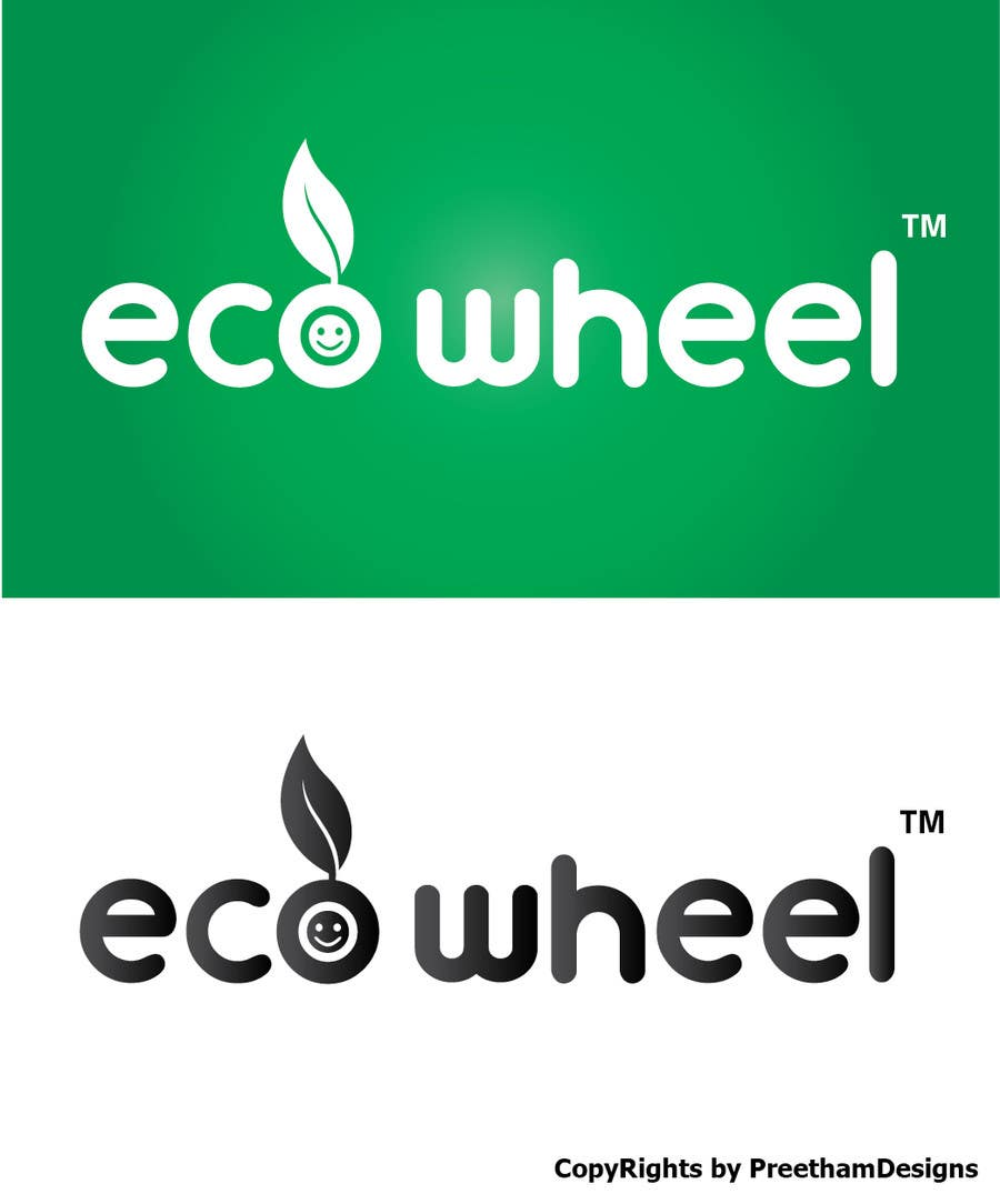 Contest Entry #77 for Design a Logo a latest innovation - Eco Wheel