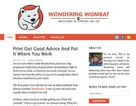 #48 for Design a Banner for blog af jneximint