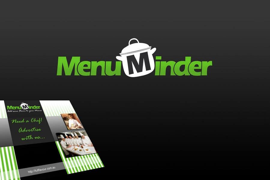 Proposition n°96 du concours Logo Design for MenuMinder