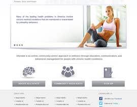 #50 for Projetar a Maquete de um Website for Consulting Company by logon1