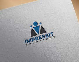 azhanmalik360 tarafından Logo and Corporate Style Design for Impress It Solutions için no 78