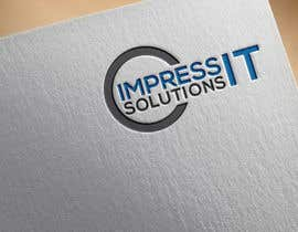 sunlititltd tarafından Logo and Corporate Style Design for Impress It Solutions için no 35