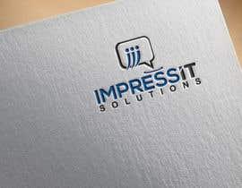 Bwifei24 tarafından Logo and Corporate Style Design for Impress It Solutions için no 106