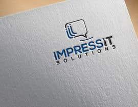 Bwifei24 tarafından Logo and Corporate Style Design for Impress It Solutions için no 110
