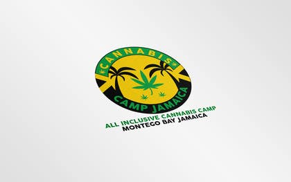 WonderboyBG tarafından Design a Logo for Cannabis Camp Jamaica için no 72