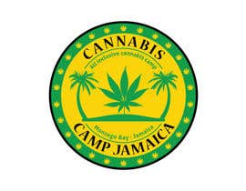 #69 for Design a Logo for Cannabis Camp Jamaica by Vick77
