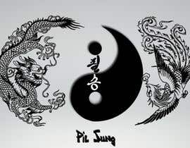 #14 for I need some Graphic Design for a Dragon & a Phoenix wrapping the outside of a Yin-Yang pattern and the Korean characters for Victory in the middle af naveenravi19