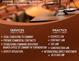 #1 for Law Firm Magazine Ad by hamt85