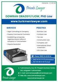 Image of                             Law Firm Magazine Ad