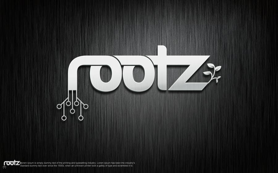 Contest Entry #89 for Design a Logo for ROOTZ INCORPORATED
