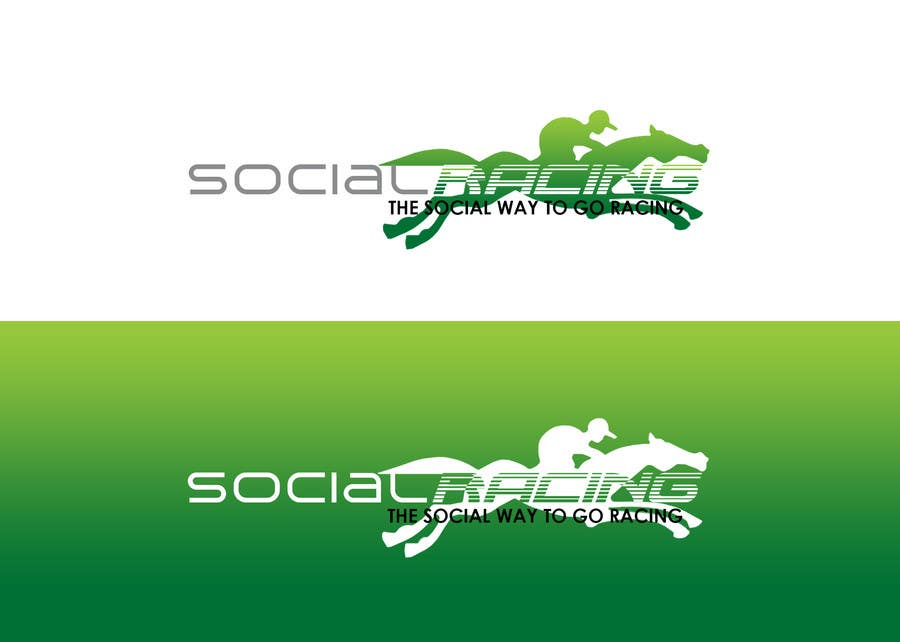 Kilpailutyö #12 kilpailussa Logo Design for Social Racing