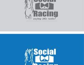 Nro 67 kilpailuun Logo Design for Social Racing käyttäjältä rfajmal4