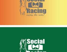 Nro 68 kilpailuun Logo Design for Social Racing käyttäjältä rfajmal4