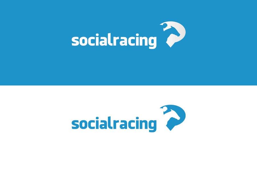 Kilpailutyö #1 kilpailussa Logo Design for Social Racing