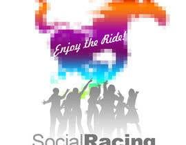 #80 untuk Logo Design for Social Racing oleh icanhelpya