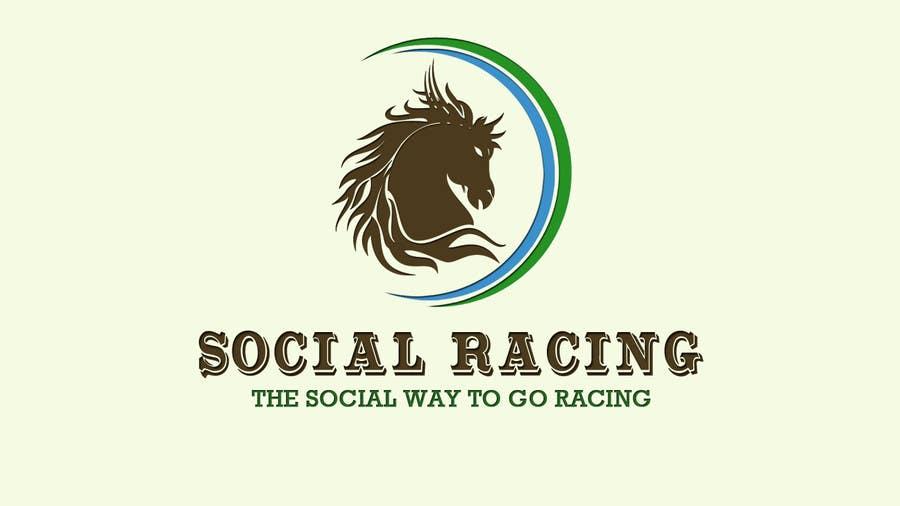 Penyertaan Peraduan #62 untuk Logo Design for Social Racing