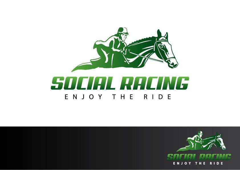 Penyertaan Peraduan #23 untuk Logo Design for Social Racing