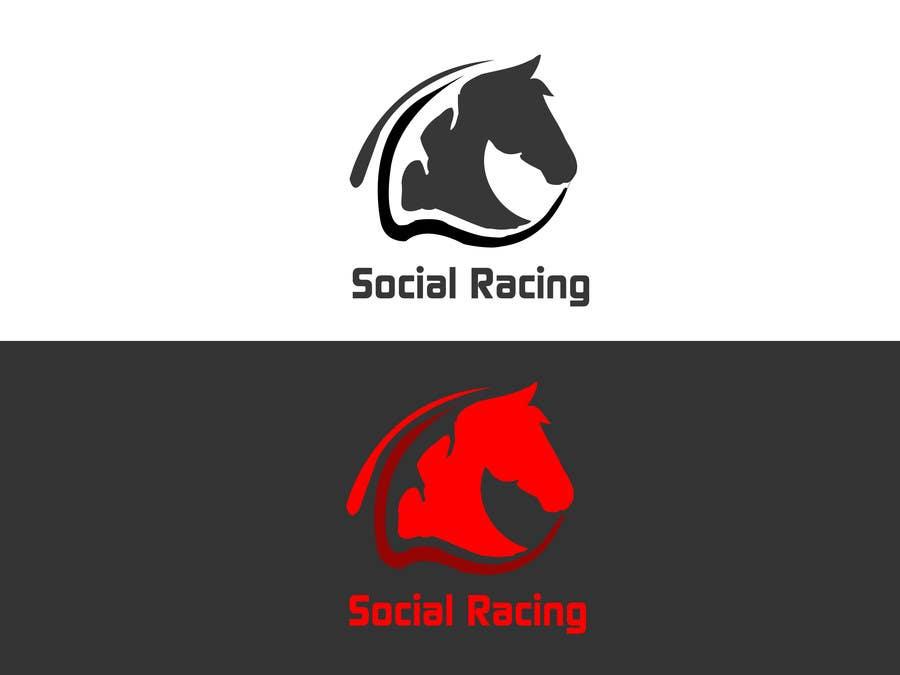 Penyertaan Peraduan #28 untuk Logo Design for Social Racing
