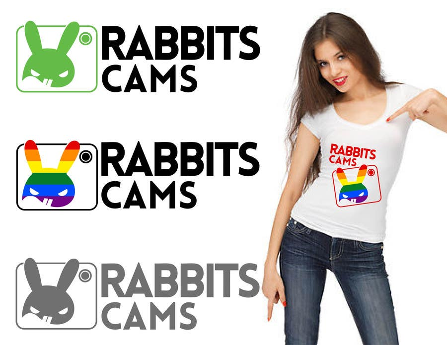 Contest Entry 34 For Design A Logo For Our Adult Webcam Site