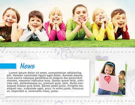 #3 para Design a Nursery Newsletter Template (email friendly) por nasnia