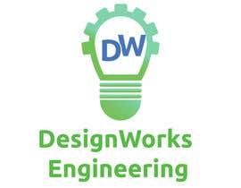 waeldimassi tarafından DesignWorks Engineering - Logo Redesign için no 24