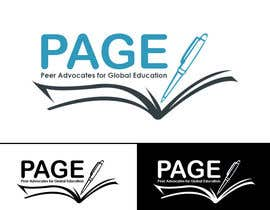 #46 para Design a Logo for Library For All's PAGE program por alternetwisp