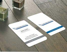 #15 untuk Design some Business Cards for SlimStrongHealthy.org oleh zarnabdurranisl