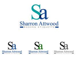 #108 for Design a Logo for Sharron Attwood - Modern Etiquette by logodesigingpk