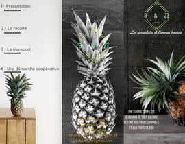 nº 7 pour Design a brochure + logo par hianjarasolo
