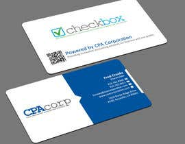 jobee tarafından Design Double Sided Business Cards for Modern Accounting Firm için no 89