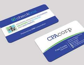 mamun313 tarafından Design Double Sided Business Cards for Modern Accounting Firm için no 105