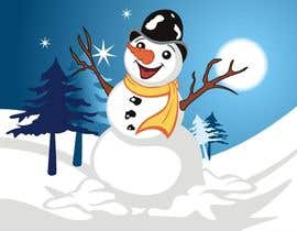 #8 for Design a Snowman for me (profile image) by dulhanindi