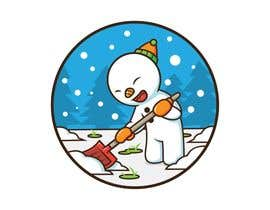 #9 for Design a Snowman for me (profile image) by salman132
